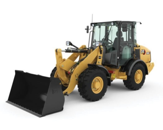 cat compact wheel loaders