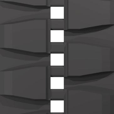 HD Block Style Tread
