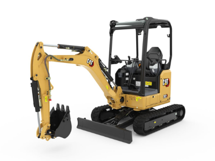 Mini Hydraulic Excavators